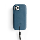 """iPhoneに着せたい""""断熱アウター"""" 《iPhone 11/iPhone 11 Pro》気温によるバッテリー消耗を防ぎ、耐衝撃性に優れたスマホケース LANDER MOAB CASE iPhone11 Pro/ブルー"""