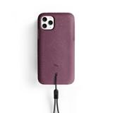 """iPhoneに着せたい""""断熱アウター"""" 《iPhone 11/iPhone 11 Pro》気温によるバッテリー消耗を防ぎ、耐衝撃性に優れたスマホケース LANDER MOAB CASE iPhone11 Pro/ベリー"""