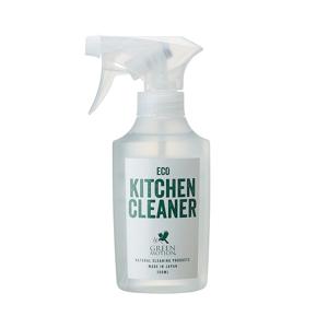 洗剤なのに、スプレーして拭くだけ!ヒバ精油配合で除菌・消臭もできる「エコキッチンクリーナー」|GREEN MOTION