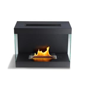 《専用燃料つき》安全な専用燃料で片づけいらず、ニオイも煙も出ないから、家のどこにでも置ける「暖炉」|LOVINFLAME VENTFREE