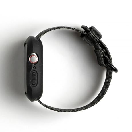ユタ州の大自然が生んだ「Apple Watchバンド」|《40/44mm》落下・衝撃・水濡れに強い、タフケース一体型のApple Watchバンド(Series 4/5)|LANDER|40mm