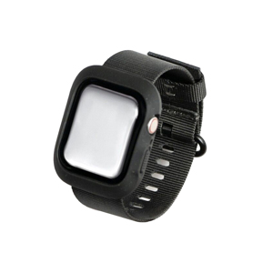 《40/44mm》落下・衝撃・水濡れに強い、タフケース一体型のApple Watchバンド(Series 4/5)|LANDER