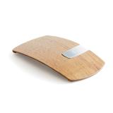手ぶら外出ができる「木の財布」|《クルミ》カード3枚だけ持って、手ぶら外出できる「木の財布」|Smart Card Clip|