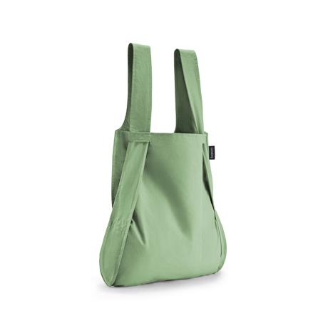 一瞬でリュックになる「変身エコバッグ」|ひっぱるだけ、リュックにもトートにもなる特許構造の「エコバッグ」|notabag|Olive
