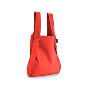 ひっぱるだけ、リュックにもトートにもなる特許構造の「エコバッグ」|notabag