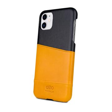 革作りから手がけ、iPhoneとの「完璧な調和」を追求したカードホルダー付きスマホケース|Alto(iPhone11,11PRO対応)