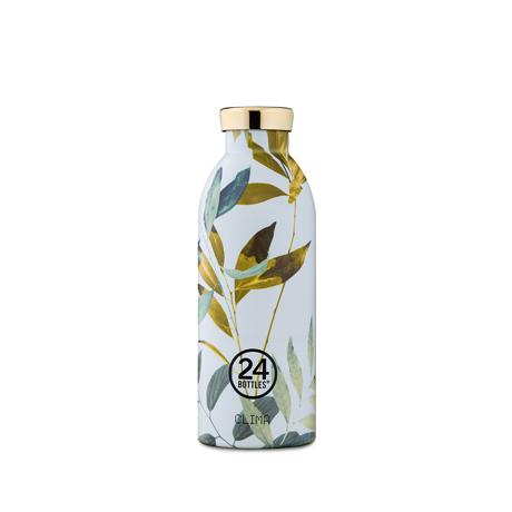 """まだ、「ペットボトルの水」 買ってるの? 《CLIMA-500ml》""""私らしさ""""を選べる、イタリアンデザイン光る「マイボトル」 24Bottles TIVOLI(入荷時期未定)"""