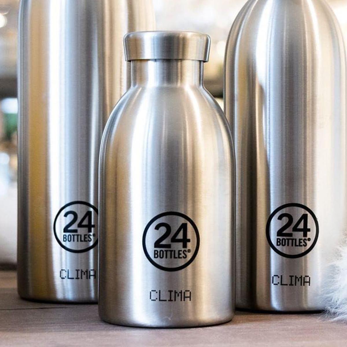 """まだ、「ペットボトルの水」 買ってるの? 《CLIMA-330ml》""""私らしさ""""を選べる、イタリアンデザイン光る「マイボトル」 24Bottles"""
