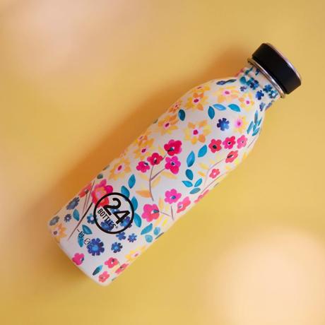 """まだ、「ペットボトルの水」 買ってるの? 《URBAN-500ml》""""私らしさ""""を選べる、イタリアンデザイン光る「マイボトル」 24Bottles PETITJARDIN"""