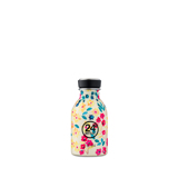 """まだ、「ペットボトルの水」 買ってるの? 《URBAN-250ml PETIT JARDINl》""""私らしさ""""を選べる、イタリアンデザイン光る「マイボトル」 24Bottles """