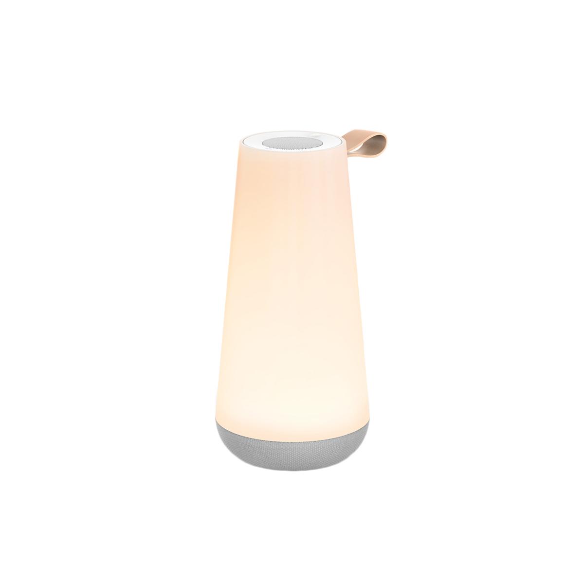 親しい人と寄り添いたくなる「Hi-Fiスピーカー」|【入荷時期未定】《UMA MINI》360度に広がる、忠実な「音」と優しい「光」。片手で持ち運べるコンパクトサイズで、いつでもどこでも空間を温かく演出するワイヤレススピーカー | Pablo