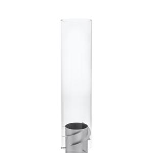 《オプション/交換用ガラスカバー》万が一の破損時や予備パーツとして、「SPIN」専用の耐熱ガラス製カバー|Höfats