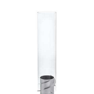 乾杯のあとは…「旋回ファイヤー!」|《オプション/交換用ガラスカバー》万が一の破損時や予備パーツとして、「SPIN」専用の耐熱ガラス製カバー|Höfats