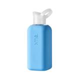 あらためて、「常温の水」ってうまい!|ホットもOK!口当りのよい手づくりガラス製マイボトル|Squireme|Ice