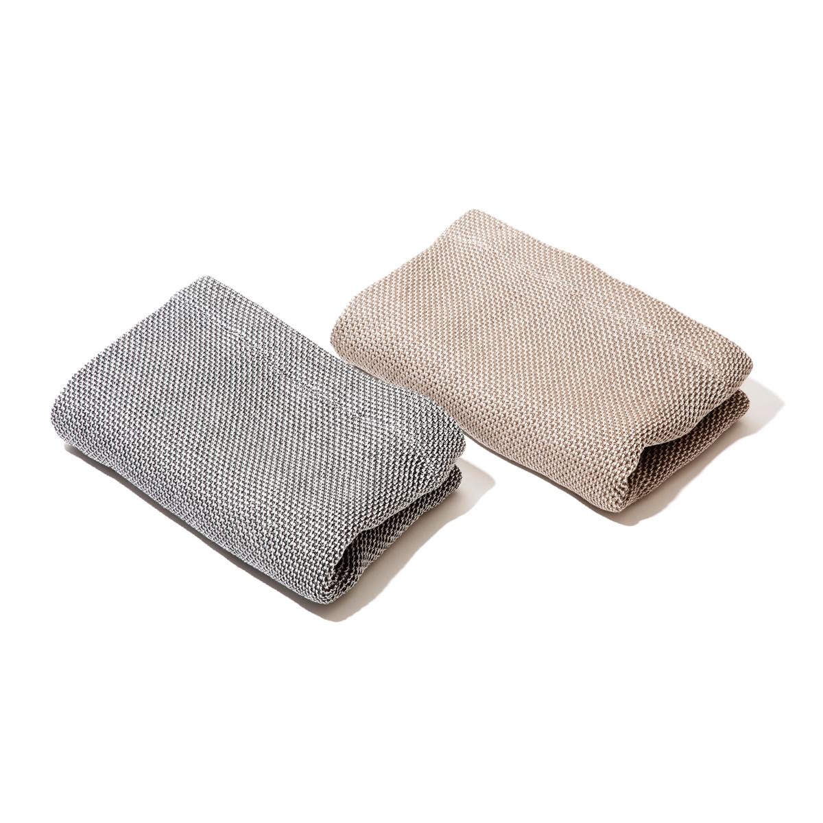 「熟睡」を追求したタオルケット 《ハーフケット》凹凸状のハニカム織りが、汗と湿気を逃がすケット ハニカムケット