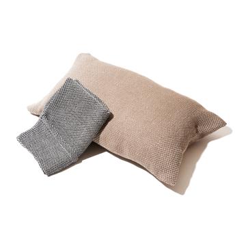 《ピローケース》凹凸状のハニカム織りが、汗と湿気を逃がすケット|ハニカムケット