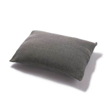 「熟睡」を追求したタオルケット|《ピローケース》凹凸状のハニカム織りが、汗と湿気を逃がすケット|ハニカムケット|ブラック