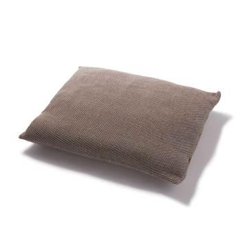 「熟睡」を追求したタオルケット|《ピローケース》凹凸状のハニカム織りが、汗と湿気を逃がすケット|ハニカムケット|コーヒーブラウン