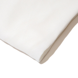 「熟睡」を追求したタオルケット|《ボックスシーツ》凹凸状のハニカム織りが、汗と湿気を逃がすケット|ハニカムケット|オフホワイト