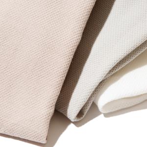 《ボックスシーツ》凹凸状のハニカム織りが、汗と湿気を逃がすケット|ハニカムケット
