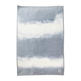 「タイトルのある毛布」が、空間を変える|《シングル毛布》夏も冬も、気持ちいい!綿毛布の自然な柔らかさ|FLOOD OF LIGHT(LOOM&SPOOL)|グレー