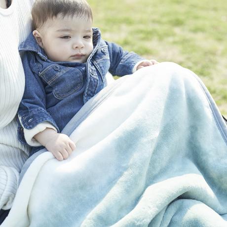 「タイトルのある毛布」が、空間を変える|《膝掛け》夏も冬も、気持ちいい!綿毛布の自然な柔らかさ|FLOOD OF LIGHT(LOOM&SPOOL)