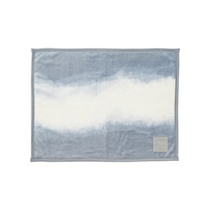 《膝掛け》夏も冬も、気持ちいい!綿毛布の自然な柔らかさ|FLOOD OF LIGHT(LOOM&SPOOL)