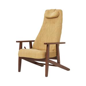 《リクライニングチェア》体にいい姿勢でリラックス!首も腰も好きな角度にできる寝椅子|P!nto