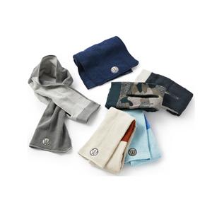 《スポーツタオル》酸化チタンと銀の作用で、生乾き臭・汗臭の菌を分解する「タオル」|WARP