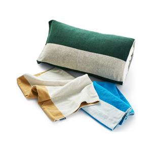《ピローケース》酸化チタンと銀の作用で、生乾き臭・汗臭の菌を分解する「タオル」|WARP
