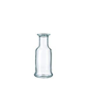 *夏季限定イベント《250ml》安定感バツグン!花器にもドリンクグラスにもなる、涼やかな「ガラスボトル」|OBERGLAS