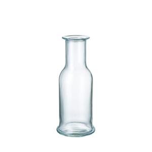 *夏季限定イベント《500ml》安定感バツグン!花器にもピッチャーにもなる、涼やかな「ガラスボトル」|OBERGLAS