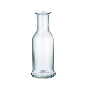 *夏季限定イベント《750ml》安定感バツグン!花器にもデキャンタにもなる、涼やかな「ガラスボトル」|OBERGLAS