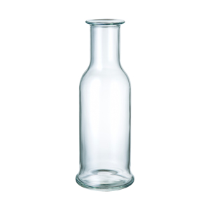 *夏季限定イベント《1000ml》安定感バツグン!花器にもデキャンタにもなる、涼やかな「ガラスボトル」|OBERGLAS