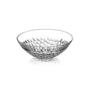 *夏季限定イベント《深皿Sサイズ/直径22cm》テーブルに映る光模様が美しい!素麺やフルーツを涼やかに盛り付けられるボウル|Orrefors