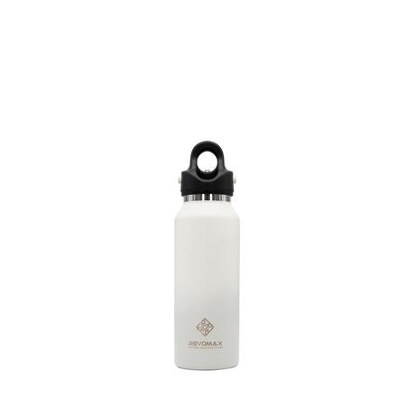 「指3本」で密閉できる魔法瓶 《スリムタイプ 355ml》炭酸もビールも36時間保冷、保温も18時間OKの「マイボトル」 REVOMAX