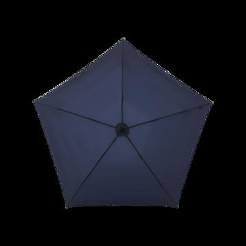 毎日の「散歩」が楽しくなるグッズを集めてみました|水はじきバツグン、極細なのに耐風構造の「世界最軽量級折りたたみ傘」|Pentagon72|ネイビー