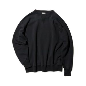 《BLACK/トレーニングシャツ》スポルディング社の名作から、現存していない「ブラック」をMade in Japanで|A.G. Spalding & Bros