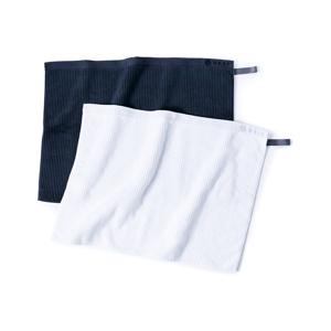 《バスマット》酸化チタンと銀の作用で、生乾き臭・汗臭の菌を分解する「タオル」|WARP