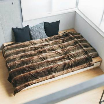 寝心地がまるで違う「毛布」|《敷毛布/セミダブル》暖かさはもう当たり前、軽さとなめらかさも実現した「毛布」|CALDONIDO NOTTEⅡ