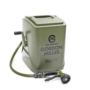 洗車や庭の水撒きに。カバーが着け外しできる、コンパクトな「ホースリール」|GORDON MILLERフルカバーホースリール