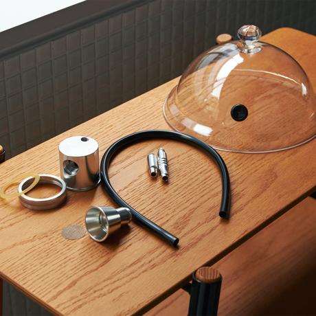 さぁ、今夜も食卓で「I・BU・SHI マジック」!|《オプション/交換用チューブ》IBUSIST本体に取り付ける「専用チューブ」|IBUSIST