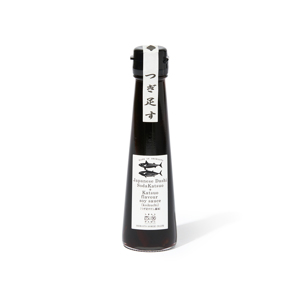 うまみ凝縮!いつもの醤油が宗田節で輝きだす、つぎ足して使える「だし醤油」|SHIMANTO DOMEKI COMPANY