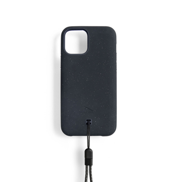 "iPhoneに着せたい""断熱アウター""|《iPhone 12 mini/iPhone 12 Pro対応》気温によるバッテリー消耗を防ぎ、耐衝撃性に優れたスマホケース|LANDER TORREY CASE|iPhone 12 Pro/ブラック"