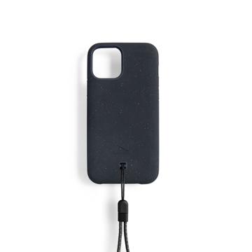 "iPhoneに着せたい""断熱アウター""|《iPhone 12 mini/iPhone 12 Pro対応》気温によるバッテリー消耗を防ぎ、耐衝撃性に優れたスマホケース|LANDER TORREY CASE|iPhone 12 mini/ブラック"