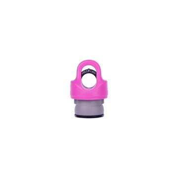「指3本」で密閉できる魔法瓶|《オプション》REVOMAX専用キャップ|REVOMAX|ピーチピンク