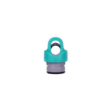 「指3本」で密閉できる魔法瓶|《オプション》REVOMAX専用キャップ|REVOMAX|グレイシアシアン