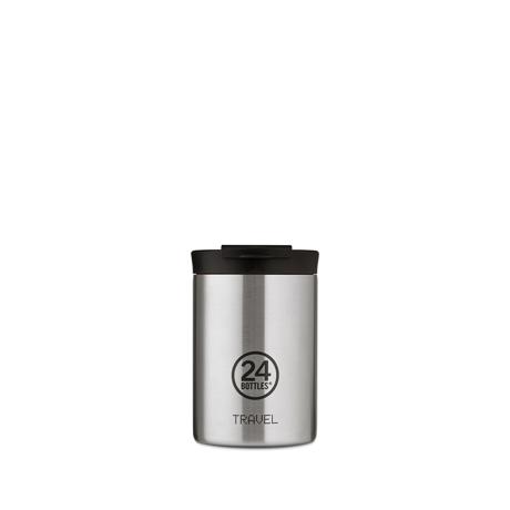 """まだ、「ペットボトルの水」 買ってるの? 《TRAVEL TUMBLER 350ml》""""私らしさ""""を選べる、イタリアンデザイン光る「マイボトル」 24Bottles"""