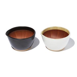 《すり鉢/大》鉢の中で、玉子サンドやポテトサラダが完成!そのまま器になる「石見焼のすり鉢(直径18cm)」|もとしげ