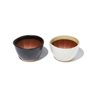 《すり鉢/中》鉢の中で、玉子サンドやポテトサラダが完成!そのまま器になる「石見焼のすり鉢(直径14.5cm)」|もとしげ